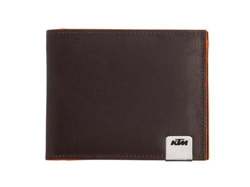 507662e1ad Πορτοφόλι δερμάτινο Ktm Unbound Leather Wallet - Προϊόν  3PW1972400 ...