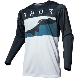 Μπλούζα Thor prime pro apolli fighter blue-camo jersey