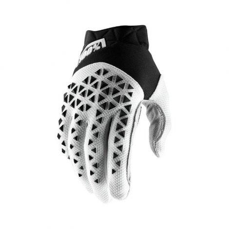 Γάντια 100% Airmatic άσπρα - Προϊόν  33305594 - MOTO TEAM - Το Νο1 e ... 65cce2bb5f2