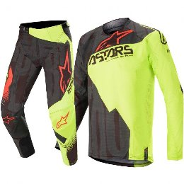 Στολή σετ motocross Alpinestars Techstar Factory gear