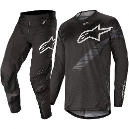 Στολή motocross Alpinestars Techstar Graphite gear
