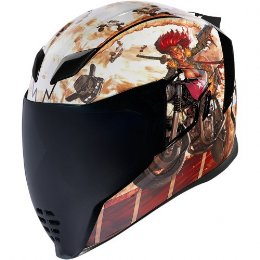 Κράνος μηχανής Icon Airflite™ Pleasuredome 3 Helmet