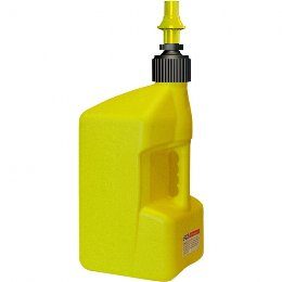 Δοχείο καυσίμου Tuff Jug Container 20L Yellow With Yellow Quick Fill Nozzle