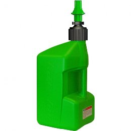 Δοχείο καυσίμου Tuff Jug Container 20L Green With Green Quick Fill Nozzle