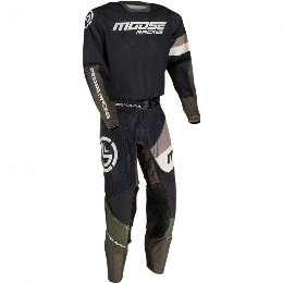 Στολή Off road Mooseracing Sahara Apparel gear μαύρη