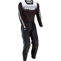 Στολή Mooseracing M1 Apparel Gear μαύρη