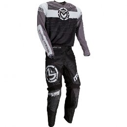 Στολή MX Moose racing Qualifier Gear μαύρη