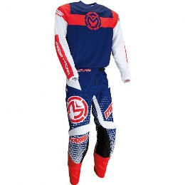 Στολή MX Off road  Moose racing Qualifier Gear blue-white-red