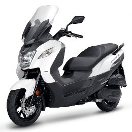 Scooter Sym Joymax Z 250 abs άσπρο