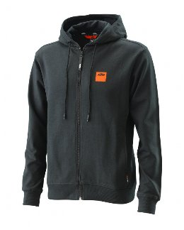 Ζακέτα Casual Ktm Pure Racing Hoodie black