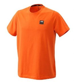 Μπλούζα casual pure racing tee orange