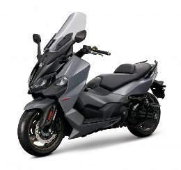 Scooter Sym MaxSym TL 508cc Light Grey
