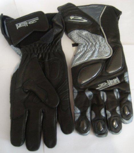 Γάντια Blizzard δερμάτινα racing evo μαύρο-γκρι - Προϊόν  1189000 ... 39528b2c341