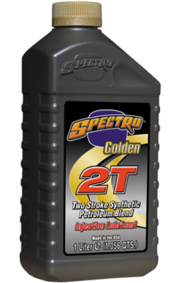 Spector Golden 2T Injector Λάδι