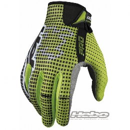 Hebo Pro gloves Trial Γάντια Κίτρινα