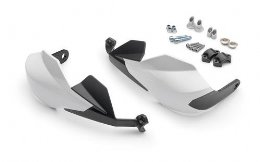 HANDGUARDS CLOSED WHITE HIGH