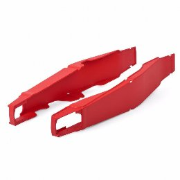 Swingarm Protectors Honda Red