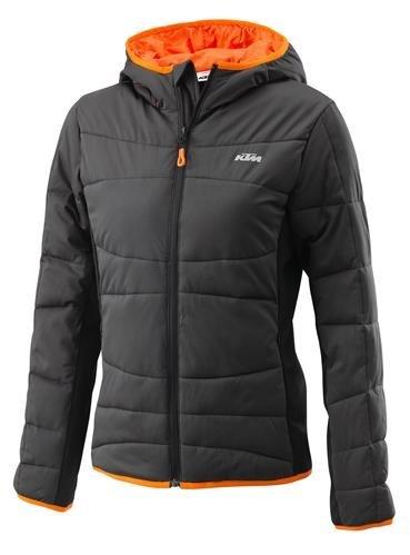 Ktm Girls Padded Jacket Γυναικείο μπουφάν - Προϊόν  3PW178110X - MOTO TEAM  - Το Νο1 e-shop για μηχανές c958c01569c