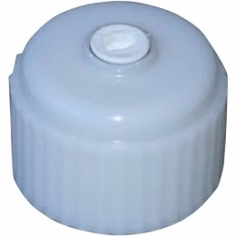Tuff Jug Standard Cap And Plug White