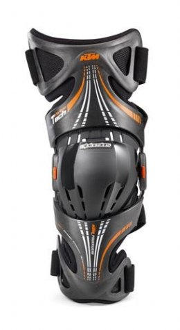 Ktm Fluid Teck Knee Brace Επιγονατίδες