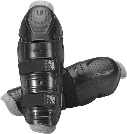 Επιγονατίδες Thor Quadrant Knee Black Guard 2019
