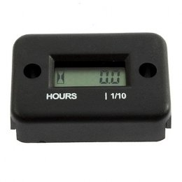 KSX hour meter with wire