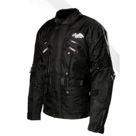 Modeka Vortex Μπουφάν Μαύρο - Προϊόν  32383770002 - MOTO TEAM - Το Νο1 e- shop για μηχανές 7839cba4995