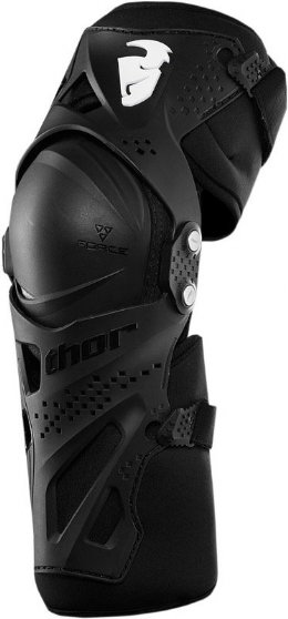 Thor Youth Force XP Knee Guards Black 2018 Παιδικές/Νεανικές επιγονατίδες