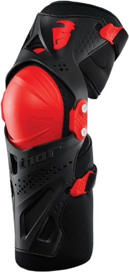 Thor Youth Force XP Knee Guard Red 2018 Παιδικές/Νεανικές επιγονατίδες