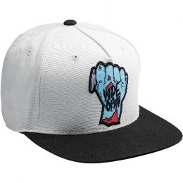THOR WIDE OPEN SNAPBACK WHITE/BLACK 2018 Καπέλο