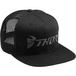 THOR TRUCKER SNAPBACK BLACK/GREY 2018 Καπέλο