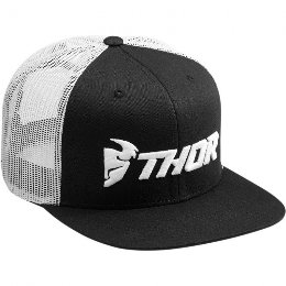 THOR TRUCKER SNAPBACK BLACK/WHITE 2018 Καπέλο