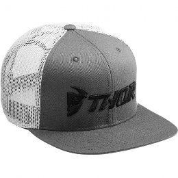THOR TRUCKER SNAPBACK GRAY/WHITE 2018 Καπέλο
