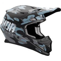 THOR SECTOR OFFROAD HELMET COVERT MIDNIGHT 2018