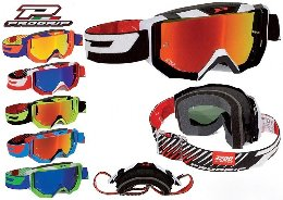 PRO Grip 3200 Fluo Offroad Goggles