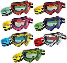 PRO Grip 3450 Top Line Light Sensitive Offroad Goggles