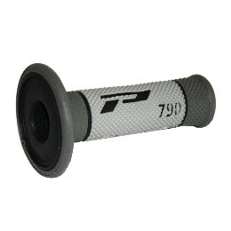 Pro Grip 790 Triple Density Offroad Grips Μαύρο-Γκρι