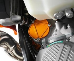 KTM Factory control cover