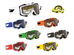 Pro Grip 3400 Menace Offroad Goggles  Lens Clear