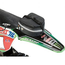 Moose Racing Soft-Goods Rear Fender Pack Black Small