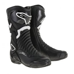 Μπότες δρόμου - Alpinestars (Road) Smx-6 V2 Performance Boots Black/White 2018