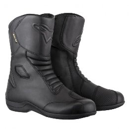 Μπότες δρόμου - Alpinestars (Road) Web Gore-Tex® Touring Boots Black 2018