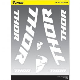 Αυτοκόλλητα - Thor Decal Sheet Bike Trim Sticker Pack (2pack) 2018