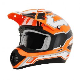 Κράνος motocross -off road προσφορά Afx Helmet FX17 Works -Orange