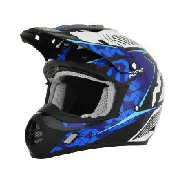 Κράνος Motocross -off road Afx Helmet FX17 Comp Blue-Black