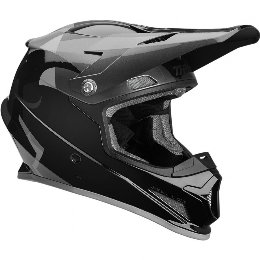 Κράνος Thor Sector Shear Black/Charcoal Helmet '19