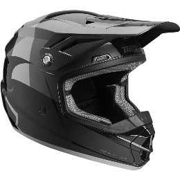 Κράνος Παιδικό Thor Youth Sector Shear Black/Charcoal Helmet '19