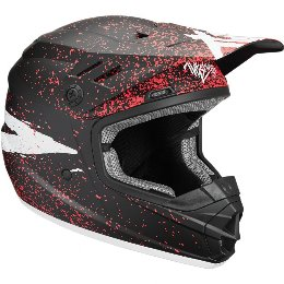 Κράνος Παιδικό Thor Youth Sector Hype Black/Coral Helmet '19